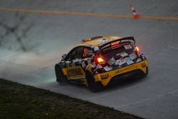 Riccardo de Bellis y David Castiglioni, Ford Fiesta