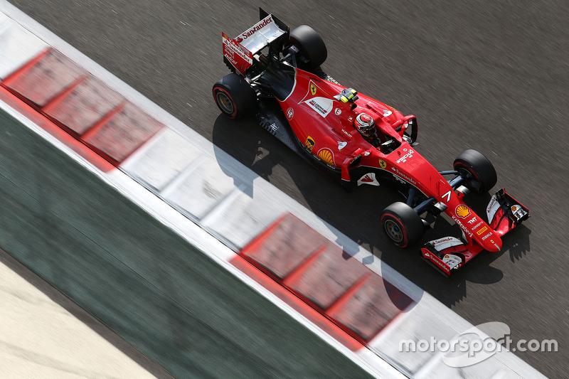 2015 : Ferrari SF15-T