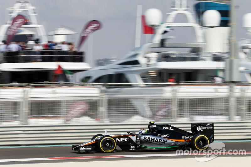 GP de Abu Dhabi 2015