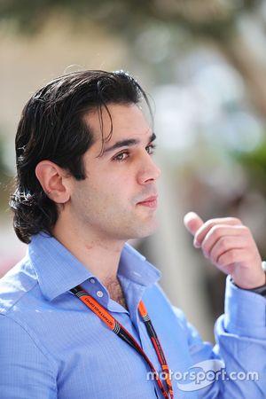 Arif Rahimov, Baku Grand Prix Chief Executive