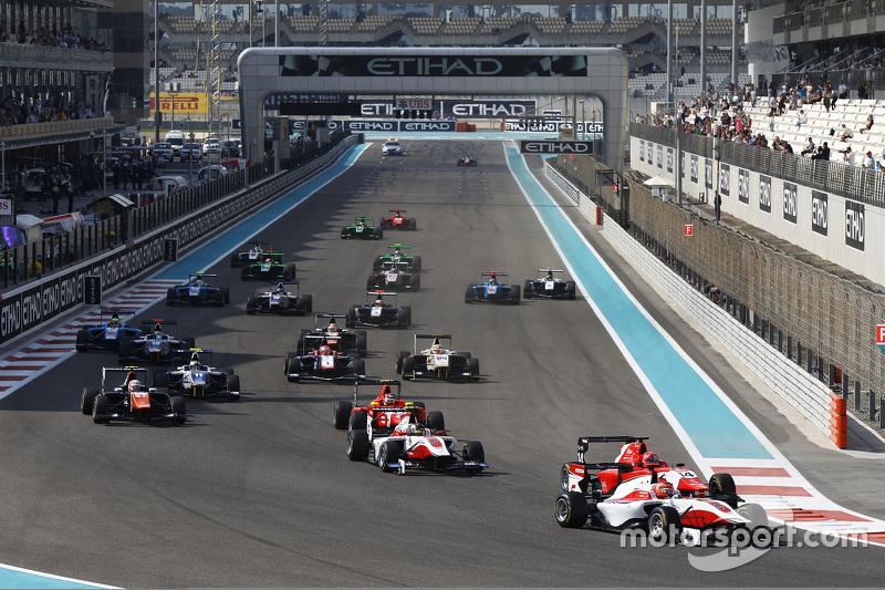 Abu Dhabi - Course 1