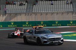 Esteban Ocon, ART Grand Prix and the Safety car