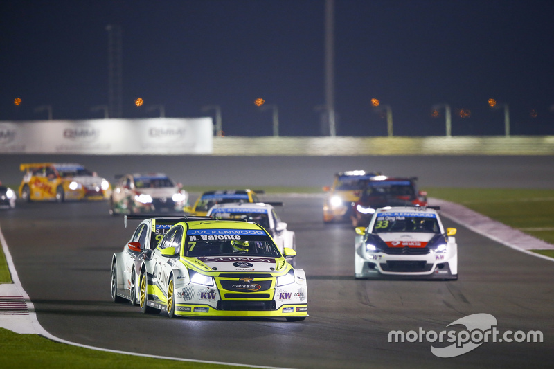 Hugo Valente, Chevrolet RML Cruze TC1, Campos Racing