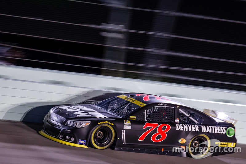 Martin Truex Jr. (Furniture-Row-Chevrolet): Vierter mit P12 im Rennen