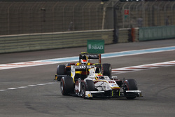 Rio Haryanto, Campos Racing leads Alexander Rossi, Racing Engineering
