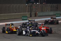 Артем Маркелов, RUSSIAN TIME, лідирує Джордан Кінг, Racing Engineering, Андре Неграо, Arden Interna