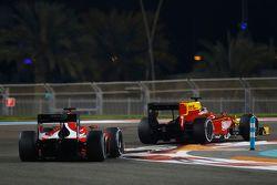 Jordan King, Racing Engineering voor André Negrao, Arden International