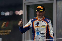 Race 1 Second Place Raffaele Marciello, Trident