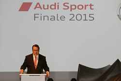 Dr. Dietmar Voggenreiter, di AUDI AG, Sales and Marketing