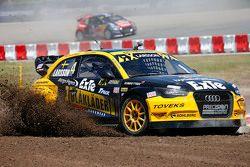 Robin Larsson, Larsson Jernberg Racing Team Audi A1