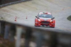 Roberto Rayneri and Flavio Bevione, Ford Fiesta