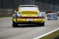 Giuseppe Trinca and Giorgio Genovese, Porsche 911 SC