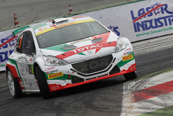 Paolo Andreucci and Anna Andreucci, Peugeot 208 T16