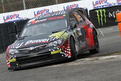 Pierfranco Uzzeni und Danilo Fappani, Subaru Impreza