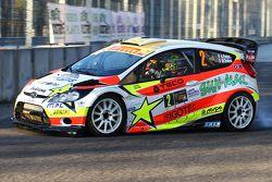 Alessandro Perico and Moreno Morello, Ford Fiesta