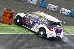 Alessandro Re and Marina Graziani, Citroën DS4