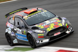 Stefano Mella and Gianluca Marchioni, Ford Fiesta
