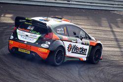Piero Longhi and Gianmaria Santini, Ford Fiesta
