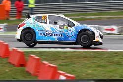 Massimo Colombo e Matteo Sala, Peugeot 207