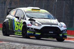 Alessio Salucci and Mitia Dotta, Ford Fiesta