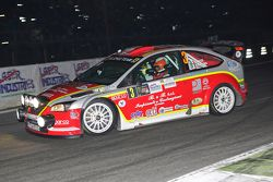 Vitantonio Liuzzi and Florean Fulvio, Ford Focus