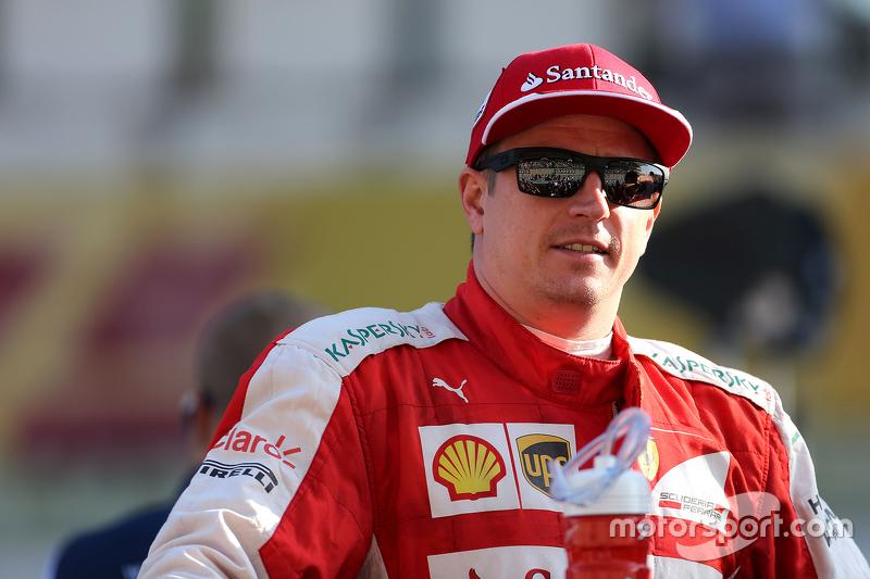 #4: Kimi Räikkönen