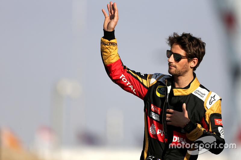 #11: Romain Grosjean