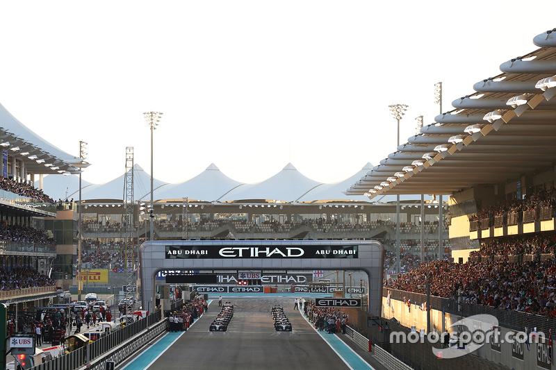 Nico Rosberg, Mercedes AMG F1 W06 desde la pole