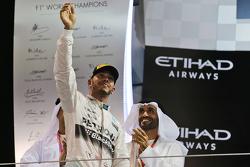 2. Lewis Hamilton, Mercedes AMG F1 W06