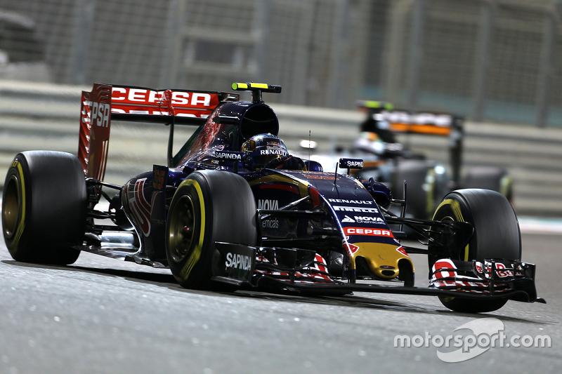 2014 – 2015: Toro Rosso