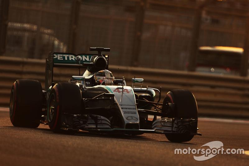 Auto des Jahres: Mercedes W06