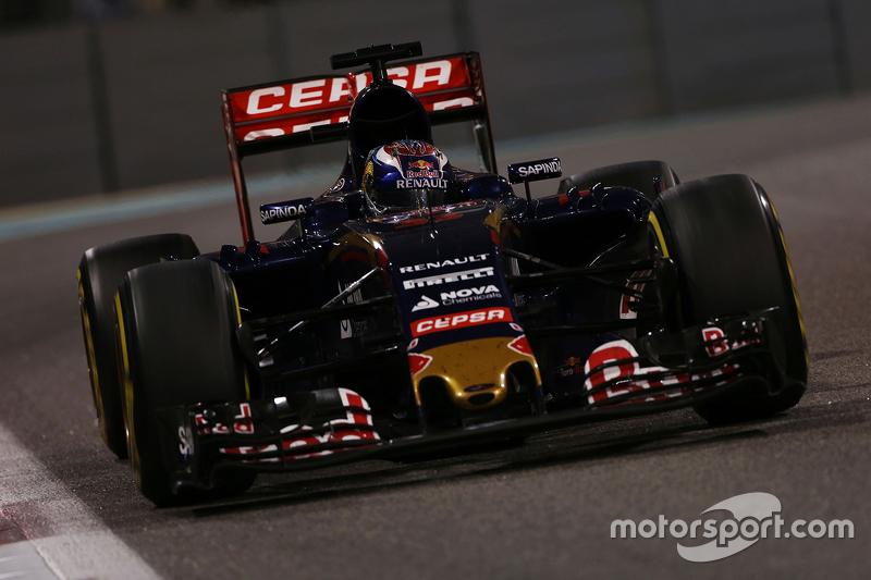 2015 - Max Verstappen e Carlos Sainz Jr.