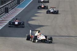 Alex Palou, Campos Racing leads Antonio Fuoco, Carlin