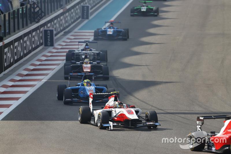 Marvin Kirchhofer, ART Grand Prix y Pal Varhaug, Jenzer Motorsport