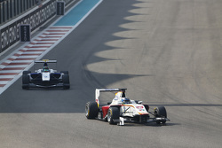 Zaid Ashkanani, Campos Racing leads Adderly Fong, Carlin