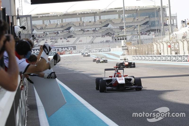 GP3 2015 - Abu Dhabi, Course 2