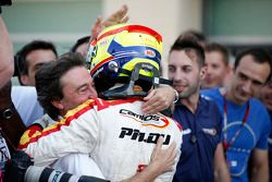 2. Yarış kazananı Alex Palou, Campos Racing