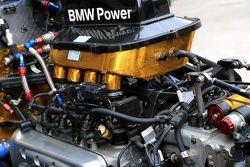 Detalle del motor BMW