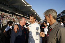 Martin Brundle、简森·巴顿、Damon Hill