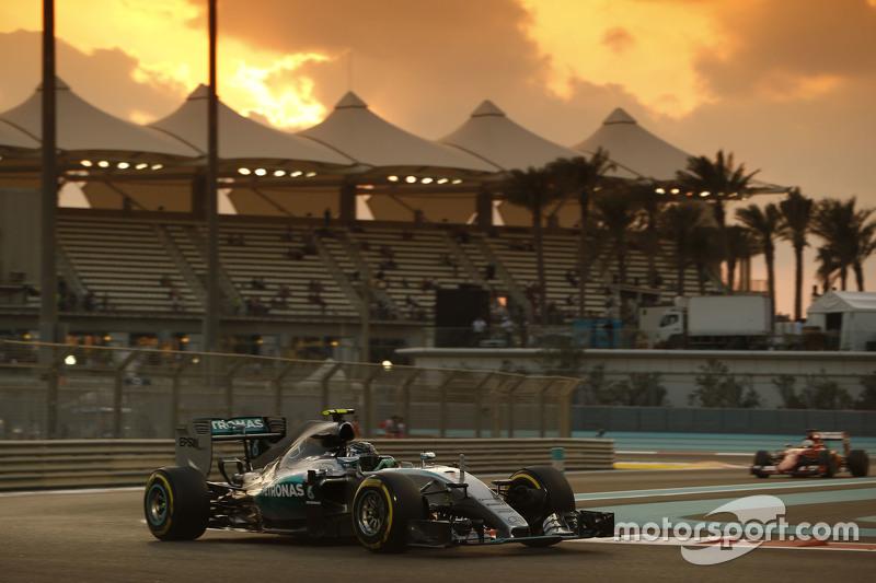 2015 Abu Dhabi GP