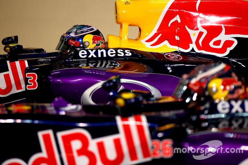 2015 год. За рулем болида Red Bull RB11 на квалификации
