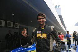Winner Vishnu Prasad