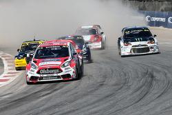 Andreas Bakkerud, Olsbergs MSE Ford Fiesta ST