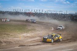Robin Larsson, Larsson Jernberg Yarış Takımı Audi A1