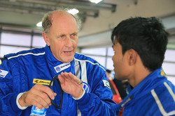 Hans-Joachim Stuck with Karthik Tharani