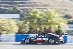 Sebastian Asch und Luca Ludwig, Mercedes-AMG C63 DTM