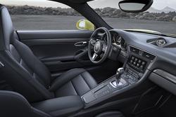 La nouvelle Porsche 911 Turbo S Coupé