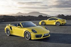 La nouvelle Porsche 911 Turbo S