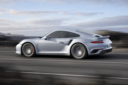 La nouvelle Porsche 911 Turbo