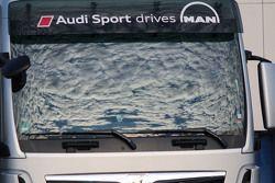 Transporter von Audi Sport